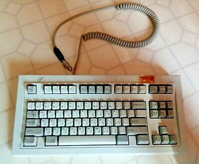 Vintage IBM Model M Space Saver Clicky Keyboard 1391472 W/ PS/2 Cable • 271.35£