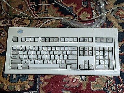 IBM/Lexmark Model M Rubber Dome 71G4644 Wired Keyboard - Made In USA • 28.91£