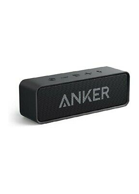 AU64.90 • Buy Anker Soundcore Bluetooth Speaker With Loud Stereo Sound, 24-Hour Playtime,...