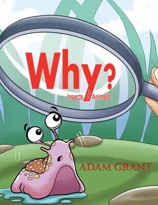 AU26.87 • Buy Why? By Adam Grant, Cheap Book, Bestselling Book