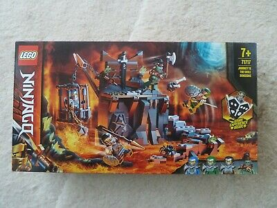 LEGO Ninjago Journey To The Skull Dungeons Game Set - 71717 • 19.45£