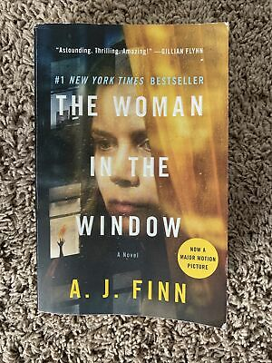 AU2.60 • Buy The Woman In The Window [Movie Tie-in]: A Novel - Paperback - VERY GOOD