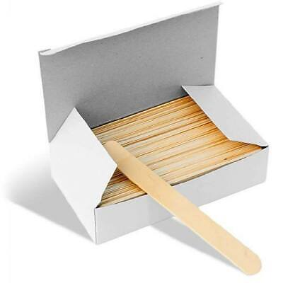 £2.69 • Buy Waxing Spatulas, Large Wax Stick, Wooden Spatula, Disposable  Value For Money