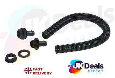 £7.90 • Buy Ward Water Butt Connector Pipe Link Kit Save & Store Rainwater For Gardening