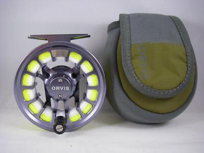 $ CDN272.21 • Buy ORVIS HYDROS SL II Large Arbor FLY REEL; Great For 3 To 5 WT Rod