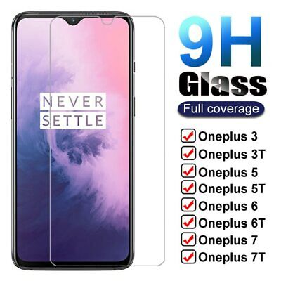 AU6.69 • Buy 2 Pack Tempered Glass For Oneplus NORD 7 7T 6T 5T 6 5 3T Screen Protector Glass