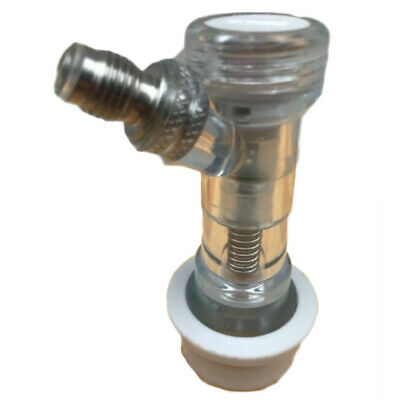 Corny Keg Gas SCV Ball Lock Disconnect For Cornelius Stainless Steel New • 9.16£