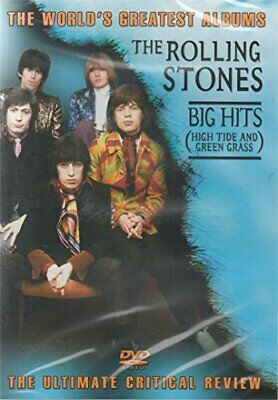 £2.27 • Buy THE ROLLING STONES - BIG HITS (HIGH TIDE AND GREEN GRASS) - The DVD