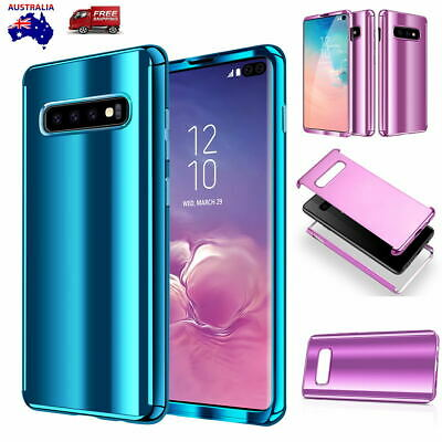 AU12.99 • Buy Samsung Galaxy S10 S9 S8 Plus Case 360° Full Body Shockproof Rugged Hard Cover