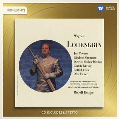 £7.42 • Buy Wagner: Lohengrin (Highlights) -  CD PAVG The Cheap Fast Free Post The Cheap