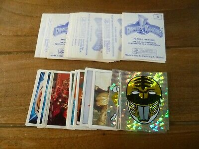 £0.99 • Buy Panini Power Rangers Stickers From 1996 - VGC! - Pick The Stickers You Need!