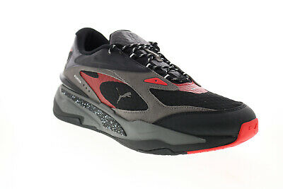 AU99.99 • Buy Puma RS-Fast Airplane Mode 38162001 Mens Black Lifestyle Sneakers Shoes