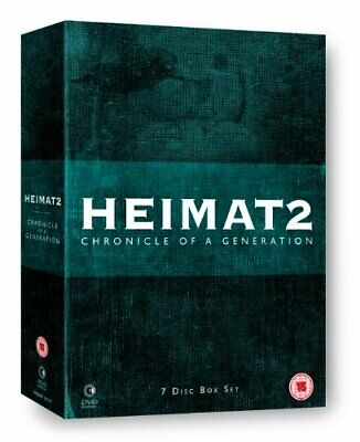 £71.14 • Buy Heimat 2 - Chronicle Of A Generation [DVD] - DVD  Y0LN The Cheap Fast Free Post