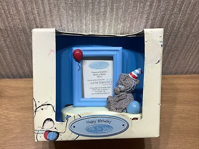 £8.46 • Buy Me To You Bear Photo Frame New Collectable Gift Boxed Happy Birthday