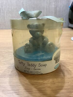 £9.95 • Buy Me To You Bear Tatty Teddy Soap Rare Collectable Gift Sealed Unusual Retired NEW