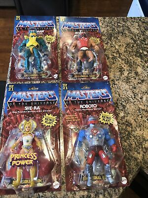 $99.99 • Buy Masters Of The Universe Origins Wave 3 Unpunched. New In Package