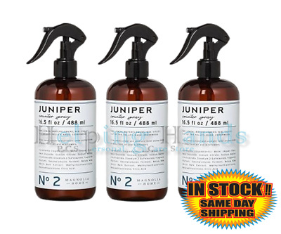 $43.99 • Buy 3 Juniper Counter Spray - Magnolia Home By Joanna Gaines 16.5oz *Limited Supply*