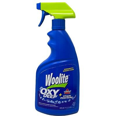 £28.28 • Buy Woolite Oxy Deep Spot & Stain Carpet Cleaner Bissell 22 Oz.- Discontinued New