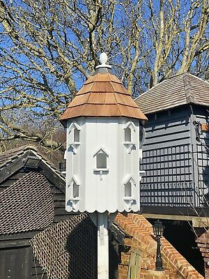 £560 • Buy Beautiful Hand Made To Order Dovecote . Price From £525 Depending On Roof Type