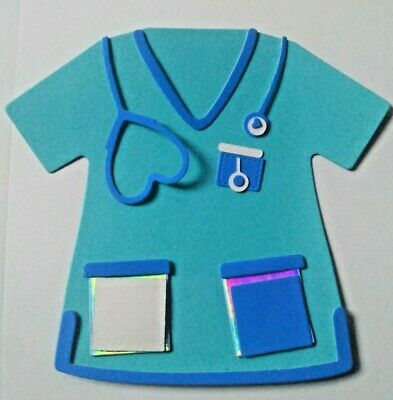 £1.20 • Buy Nurse, Doctor, Medical Clothing & Accessories X 2