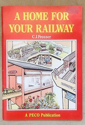 £4 • Buy A Home For Your Railway By C.J. Freezer