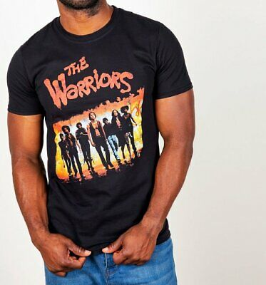 £14.99 • Buy Official Men's The Warriors Movie Poster T-Shirt