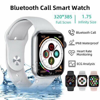 AU43.19 • Buy W26 Series 6 Smart Watch Blood Pressure For IOS Android Iphone Apple Samsung US