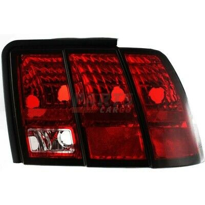 $38.85 • Buy New Tail Lamp Lens & Housing Right Side Fits 1999-2004 Ford Mustang 3r3z13404aa