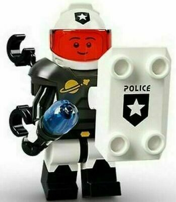 LEGO 71029 SERIES 21 MINIFIGURES - Space Police Guy • 5.50£
