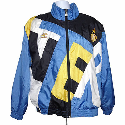 $ CDN308.77 • Buy 1992-1994 Inter Milan Shell Jacket Umbro Large (Excellent Condition)