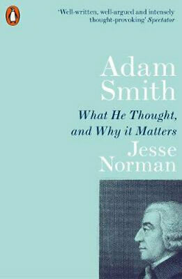 AU24.80 • Buy NEW Adam Smith By Jesse Norman Paperback Free Shipping