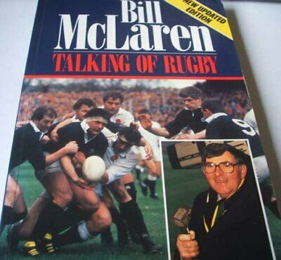 £1.99 • Buy Talking Of Rugby: An Autobiography By McLaren, Bill Paperback Book The Cheap