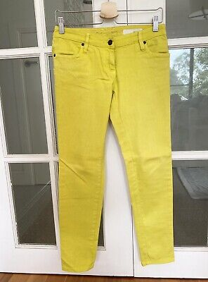 AU39 • Buy Sass N Bide Off Yellow Jeans Size 26