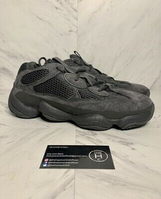 $ CDN424.92 • Buy Adidas Yeezy 500 Utility Black, Size 9 & 12 New DS, IN HAND, READY TO SHIP