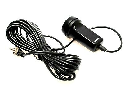 $ CDN55.39 • Buy Contax 300CM Remote Cable Switch For Contax RTS Single Lens Reflex Film Camera