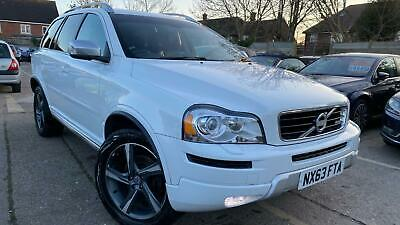 2013 Volvo XC90 2.4 D5 R-Design Geartronic AWD 5dr SUV Diesel Automatic • 9,490£