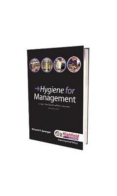 £11.99 • Buy Hygiene For Management (18th Edition 2015) By Richard A. Sprenger Book The Cheap