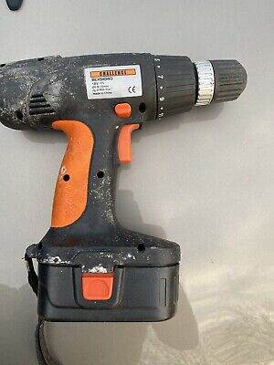 £24.99 • Buy CHALLENGE CORDLESS DRILL BCK5104D No Charger