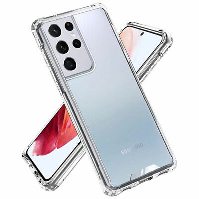 AU4.94 • Buy For Samsung S21 S20 Ultra S10 S9 Plus Note 20 10 5G Case Shockproof Bumper Cover