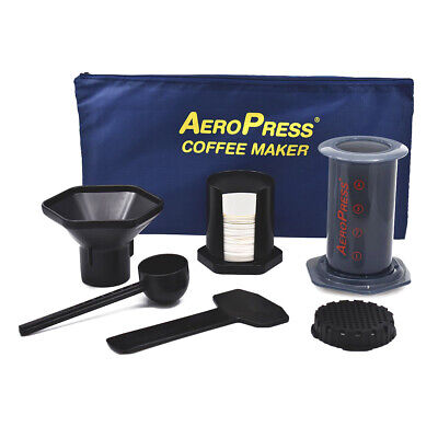 £29.99 • Buy AeroPressCoffee Maker With Filters And Tote Bag
