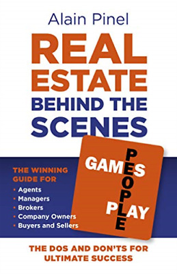 £13.26 • Buy Pinel, Alain-Real Estate Behind The Scenes - Games People Play BOOK NEW