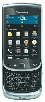 $ CDN53.68 • Buy BlackBerry Torch 9810 - Silver  GSM 4G WiFi Qwerty Touch Smartphone