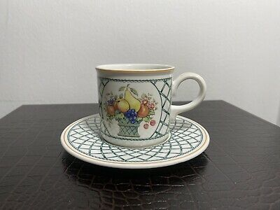£10 • Buy Villeroy And Boch Coffee Cup And Saucer
