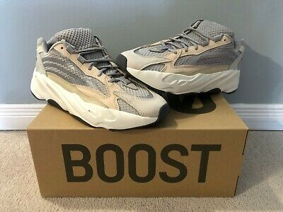 $ CDN410 • Buy Yeezy Boost 700 V2 Cream Size 12 Mens IN HAND Ready To Ship Adidas GY7924