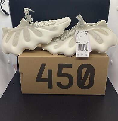 $ CDN626.60 • Buy Adidas Yeezy 450 Cloud White / Size 8M/ H68038 / New In Box / Ready To Ship