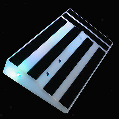 $ CDN69.76 • Buy Lasting Effect Pedal Board LED For Guitar Effects Hide Power Room