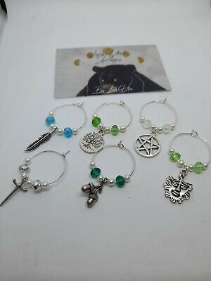 £6 • Buy Witch/Wicca Drinks Charms Party Halloween/Samhain/Handfasting Gift