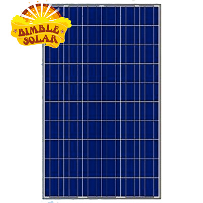 £59.23 • Buy 250W Solvis Used Solar Panel - Made In Europe - DELIVERY ONLY