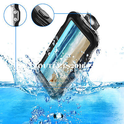 AU18.99 • Buy Samsung Galaxy S8 Plus Case Waterproof Shockproof Rugged Heavy Duty Tough Cover