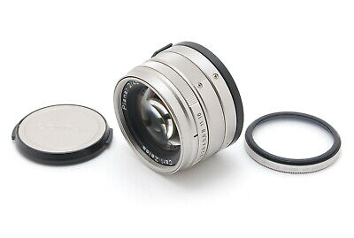 $ CDN501.27 • Buy [TOP MINT] CONTAX Carl Zeiss Planar T* 45mm F/2 AF Lens For G1, G2 From Japan